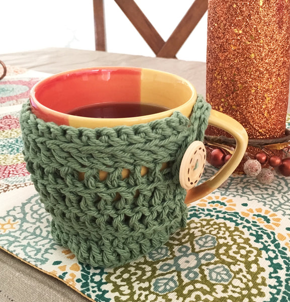 Comfy Coffee Cozy