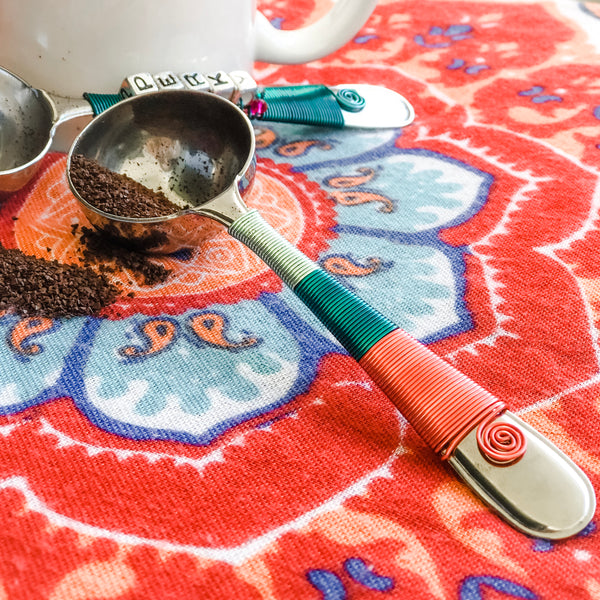 *NEW* Handmade Coffee Scoop