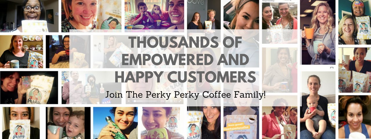 Perky Perky Coffee
