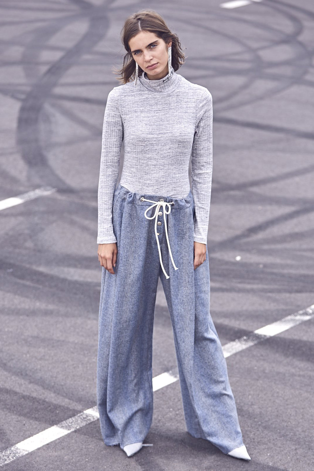 PFEIFFER - Alonso Wide Leg Pants