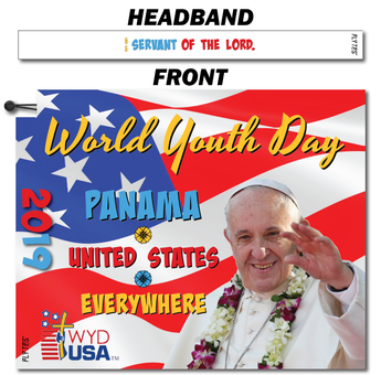 World Youth Day 2019 PANAMA - TWO for $10
