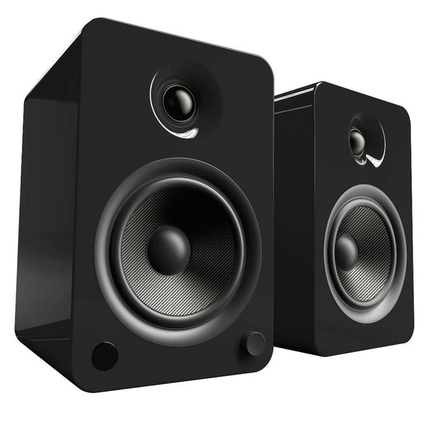 Kanto YU6 2-Way Powered Bookshelf Speakers