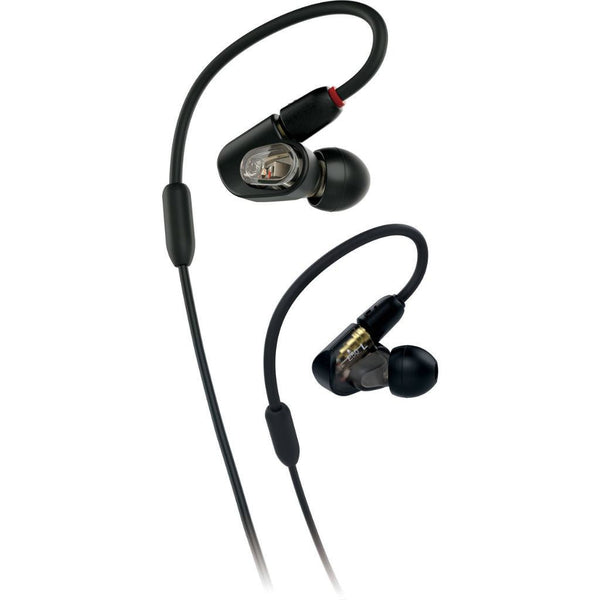 Audio-Technica ATH-E50 In-ear Professional Studio Monitor Headphones - Premium Sound Canada