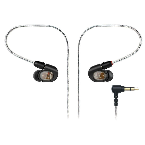 Audio-Technica ATH-E70 In-ear Professional Studio Monitor Headphones - Premium Sound Canada