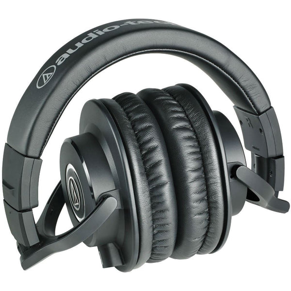 Audio-Technica ATH-M40x Professional Studio Monitor Headphones - Premium Sound Canada