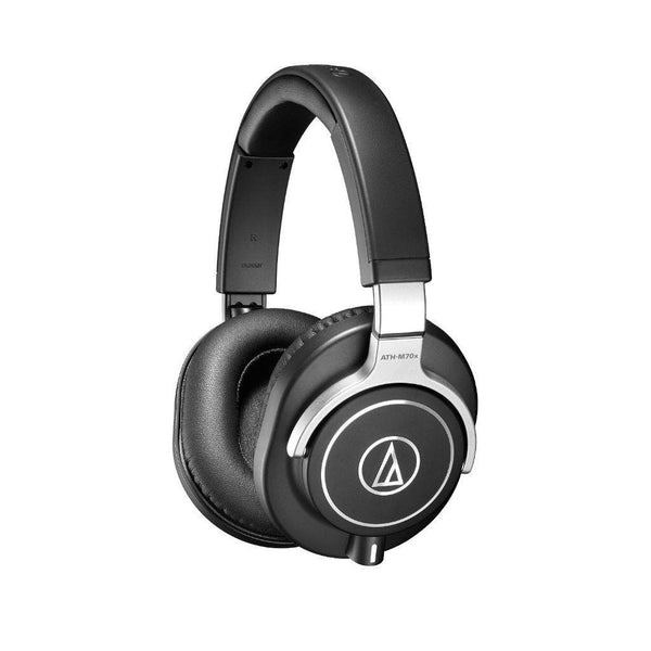 Audio-Technica ATH-M70x Professional Studio Monitor Headphones - Premium Sound Canada