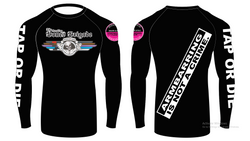 The Breaking Bones Brigade Rashguard