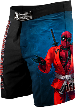 Choke Me Deaddy MMA Shorts