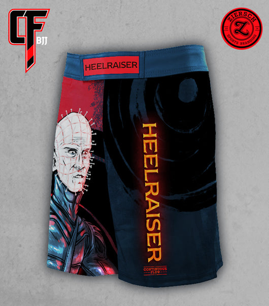 Continuous Flow Heelraiser MMA Shorts