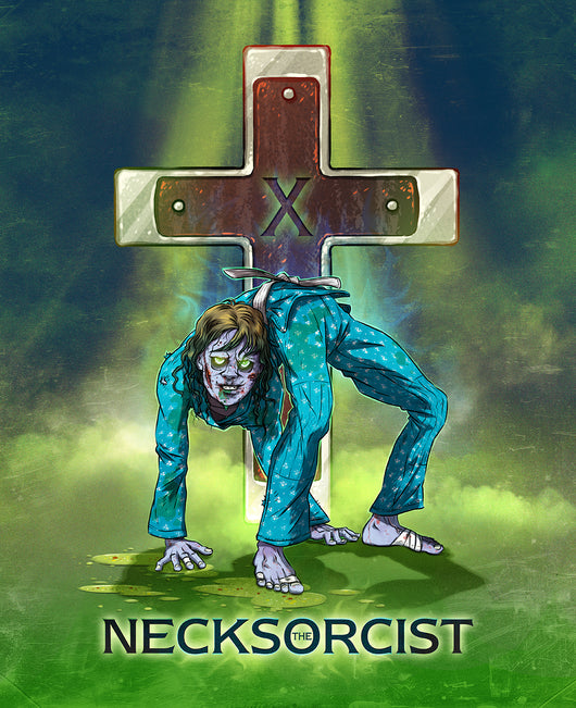 The Necksorcist Rashguard