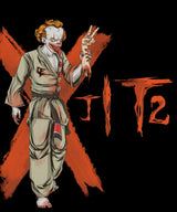 JIT2 - Pennywise the Grappling Clown Spats