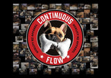 Continuous Flow French Bulldog Rashguard