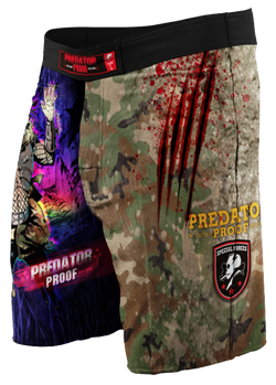 Predator Proof 2018 MMA Shorts
