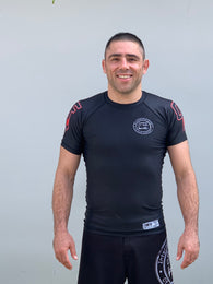 Carpe Di Arm Short Sleeve Rashguard