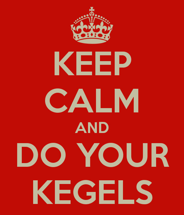 The Effects of Kegels