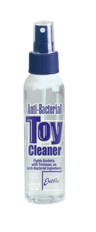 Universal Toy Cleaner - 4.3 Oz. - House of Pleasures Luxury Adult Sex Toy Store