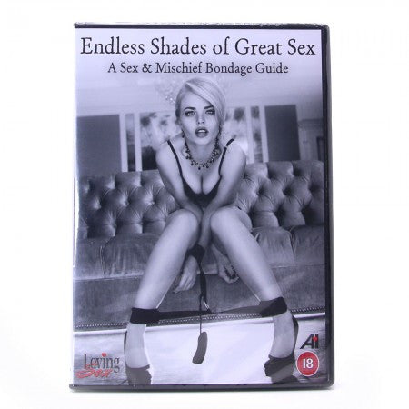 Endless Shades of Great Sex DVD S&M Version - House of Pleasures Luxury Adult Sex Toy Store