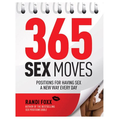365 Sex Moves - House of Pleasures Luxury Adult Sex Toy Store