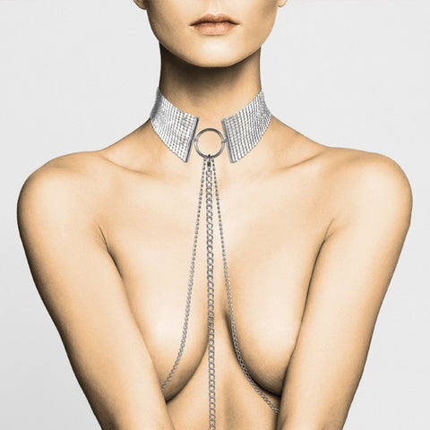 Magnifique Collection Chain Collar Body Jewelry - House of Pleasures Luxury Adult Sex Toy Store