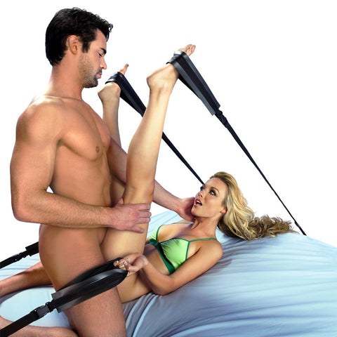Penetration Station Bed Kit - House of Pleasures Luxury Adult Sex Toy Store