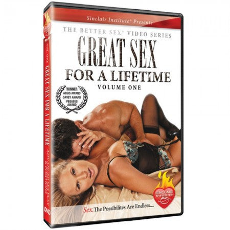 Great Sex For a Lifetime Vol. 1 - House of Pleasures Luxury Adult Sex Toy Store