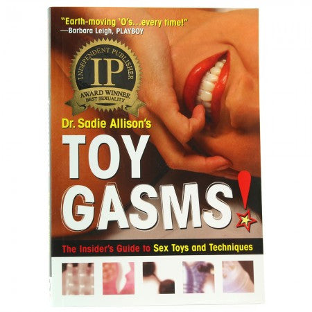 Toygasms Book - House of Pleasures Luxury Adult Sex Toy Store