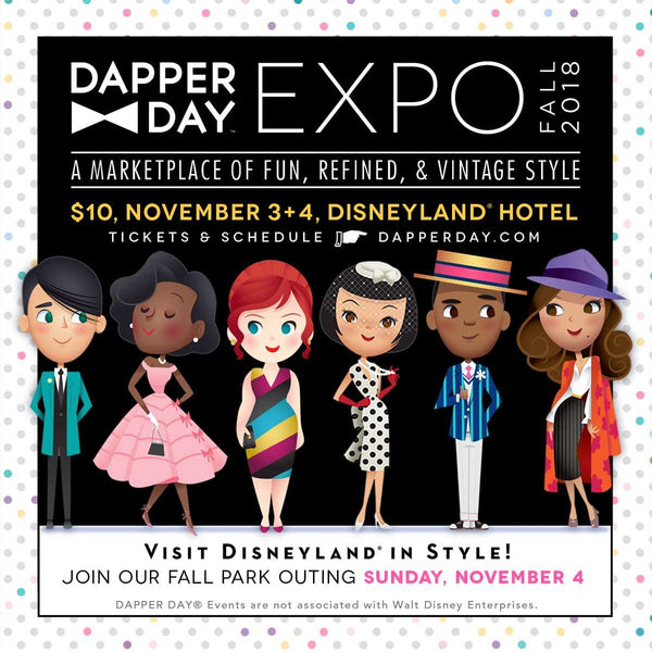 Dapper Day Expo