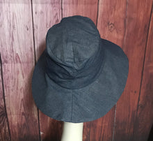 Load image into Gallery viewer, Floppy Hat Denim Chambray