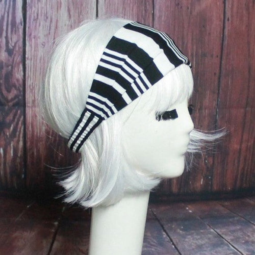 Striped Knit Headband