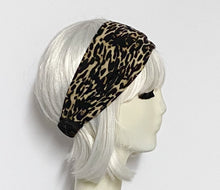 Load image into Gallery viewer, Leopard Headband