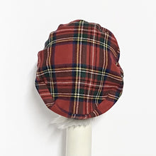 Load image into Gallery viewer, Tartan Plaid Beret