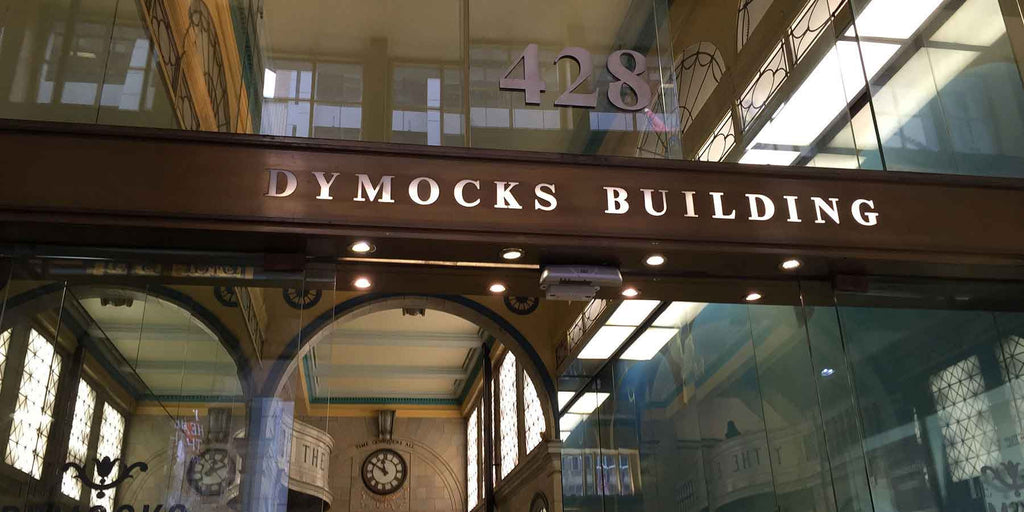 Dymocks Building