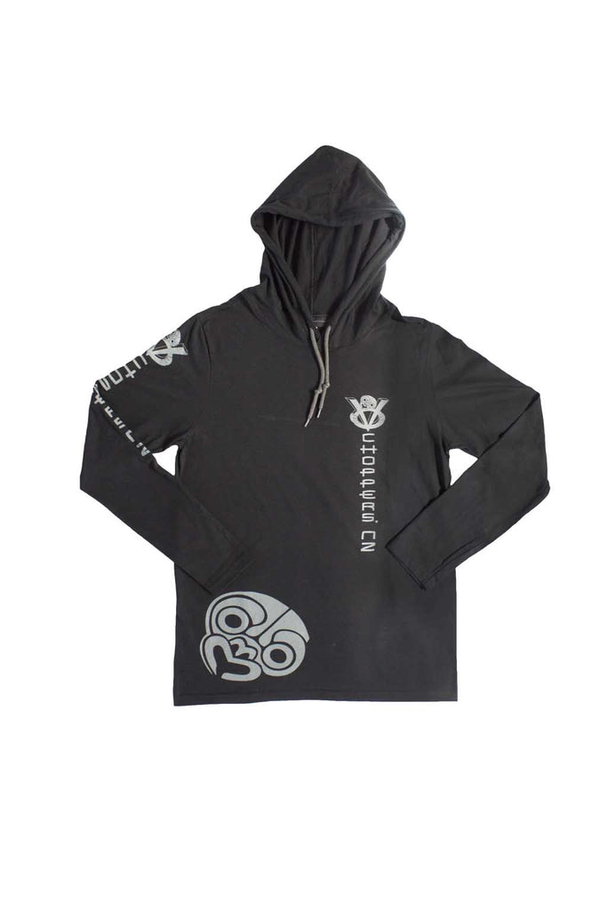 Hooded TShirts-Long sleeve