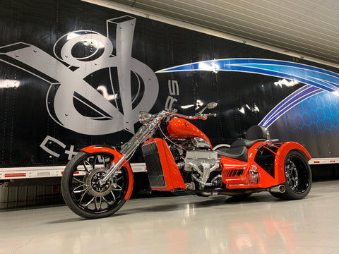 2019 Hot Rod | 400ci | Orange - SOLD -