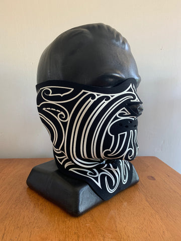 Biker Masks_Maori and Pasific Designs_Unisex