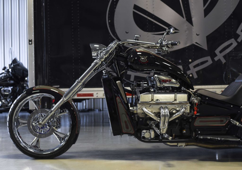 2020 Hot Rod Trike | 427ci | Black