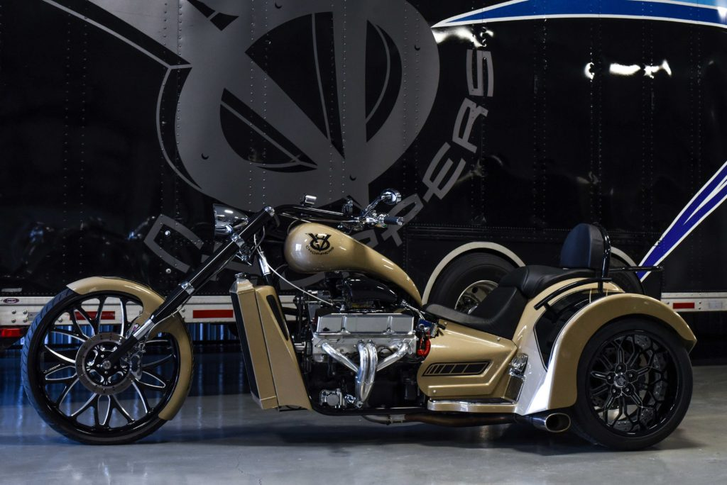 2019 Hot Rod | 400ci | Sandstone & Black - SOLD -