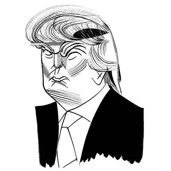 Trump - New Yorker Endorsement