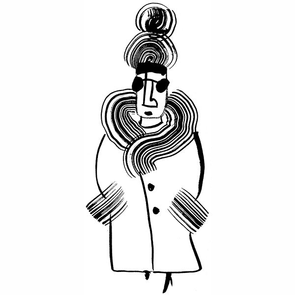 """Bundle Up! Spots for The New Yorker #1"""