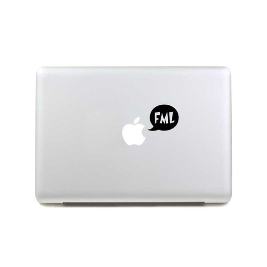 FML - Macbook Decal