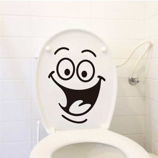 Big Mouth - Toilet Sticker