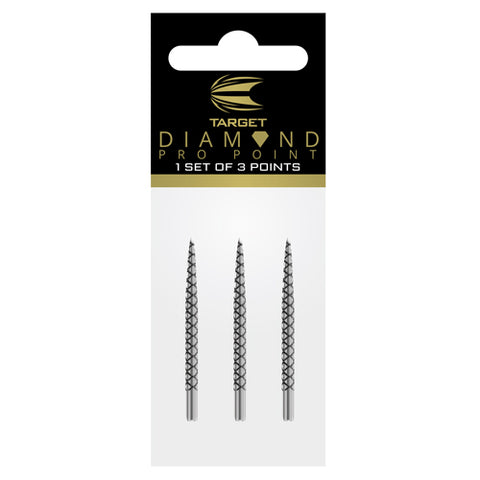 Diamond Pro Points Plain 41mm