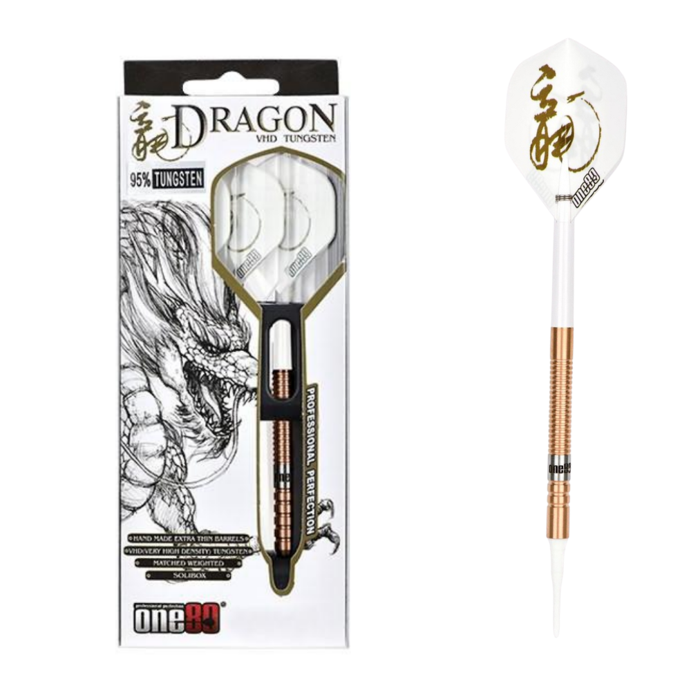 One80 Fire Dragon SOFT TIP