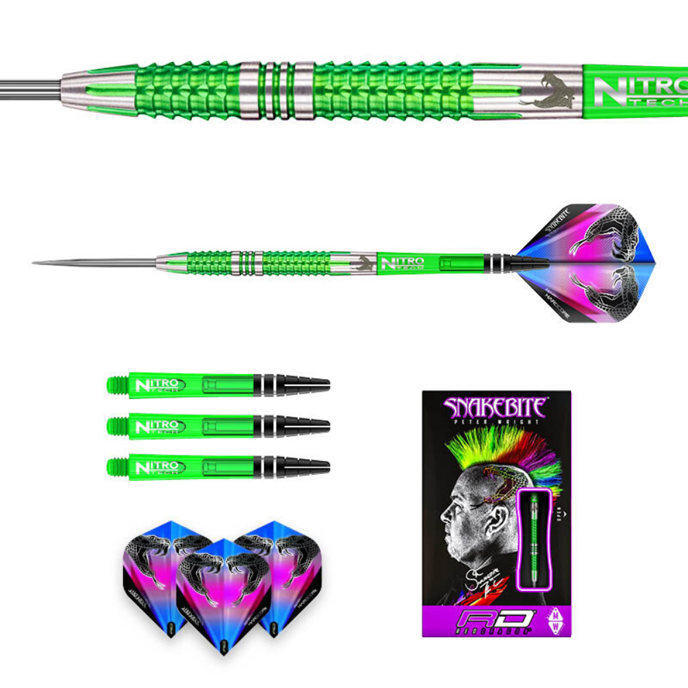 Peter Wright Mamba 2