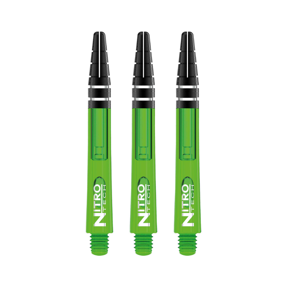 Red Dragon Nitrotech Shafts Green
