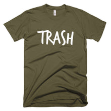 trash t-shirt