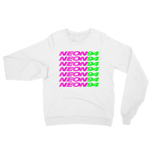 neon94 logo sweater