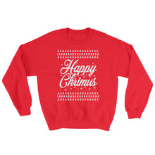 happy chrimus sweatshirt