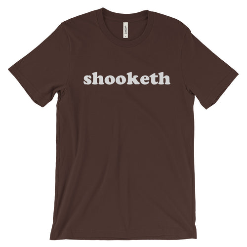 shooketh t-shirt