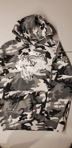 Snow Camo Sly sweatshirt (THICK)